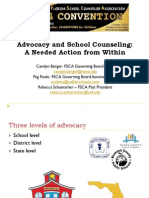 2014 Advocacy Presentation