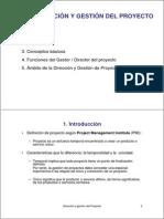 T3_1 - Introduccion a La Direccion y Gestion Del Proyecto