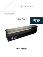 Heatflow - User Manual