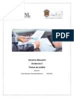 Titulos de Credito Derecho Mercantil.
