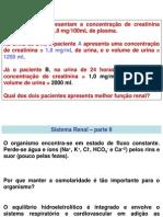 Fisiologia Renal II (1)