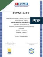 Certifica Do 2