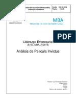 Informe Invictus