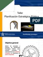 Planificaciòn Estrategica. J. Mejicano