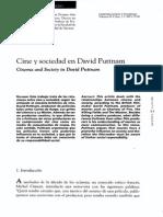 Cine y Sociedad en David Puttman