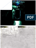 Resident Evil Archives Book Pdf