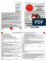 home school agreement 2014