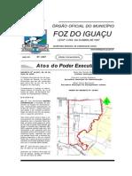 Bairro Cognópolis Decreto.n.18.887 2009 Oom