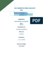 SER HUMANO Y CONTEXTO TAREA 6.doc