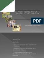 Presentación Diversificación Curricular Final