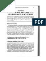 Caracteristicas Generales de Los Granos de Cereales