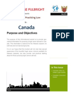 The Guide to Practicing Law in Canada