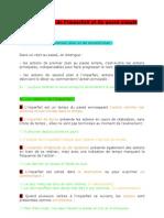 Leçon 6ème Impft-PS