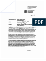 ICE Guidance Memo - Reiteration of Data Entry Policy for the Deportable Alien Control System (DACS) (1/12/06)