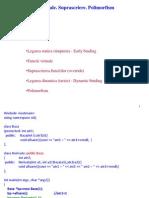 Curs Programare Orientata pe Obiecte