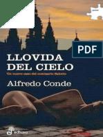 Alfredo Conde - Llovida Del Cielo