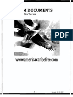 Freedom Documents by Tim Turner