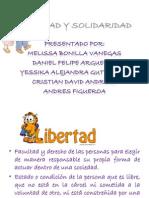 Libertad y Solidaridad