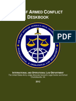 2012 Law of Armed Conflict Deskbook