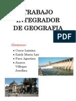 Trabajo Integrador de Geografia