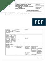 Guía 2 f.análisis La Graciela Organización Eventos Actualizado 05-08-2014