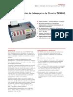 TM1600_DS_es_V01