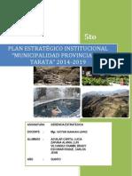 Borrador de Plan Estratégico Tarata (1)