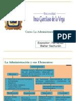 La Administración - La Empresa