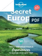 Secret Europe Mini Guide