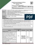 Plan y Programa de Eval Biologia IV 3' p 14-15