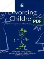 BUTLER, Ian. Divorcing Children.pdf