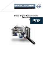 New Generation Volvo Diesel Engine Fundamentals Classroom Training En