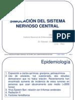 Simulacion de Tumores Del SNC