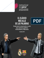 El Lenguaje Del Cuerpo Psiologia del comportamiento.