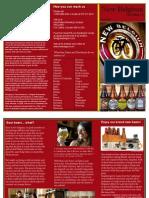 new belgium brochure