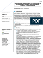 Formation CDM PROG6701