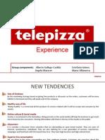 telepizza caso empresarial en ingles