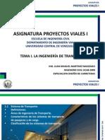 LA INGENIERIA DE TRANSPORTE
