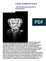 Calatoria Inimii - Creatorul Visând, Sau Neasemuita Poveste a Cărbunelui Devenind Diamant
