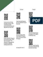 qr code parent pamphlet