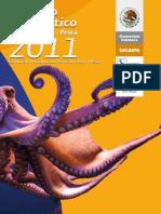 Anuario Estadistico de Acuacultura y Pesca 2011