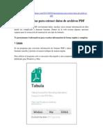 4 herramientas para extraer datos de archivos PDF.docx
