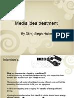 Media Idea Treatment