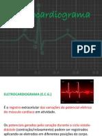 PráticaTeórica Eletrocardiograma