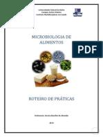 Roteiro de Aula Prática de Microbiologia de Alimentos
