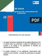 Taller Capacitacion Derechos de Agua