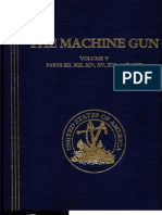 The Machine Gun Volume 5 by George M. Chinn