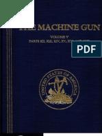 The Machine Gun Volume 5 by George M. Chinn