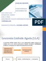 Oncologia LLA