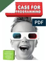 CFTPA 2009 Kids Study